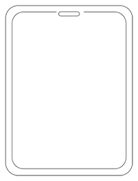 Bag Tag Template