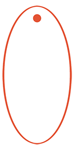 Small Spirit Tag Template