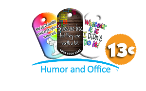 Humor and Office Tags